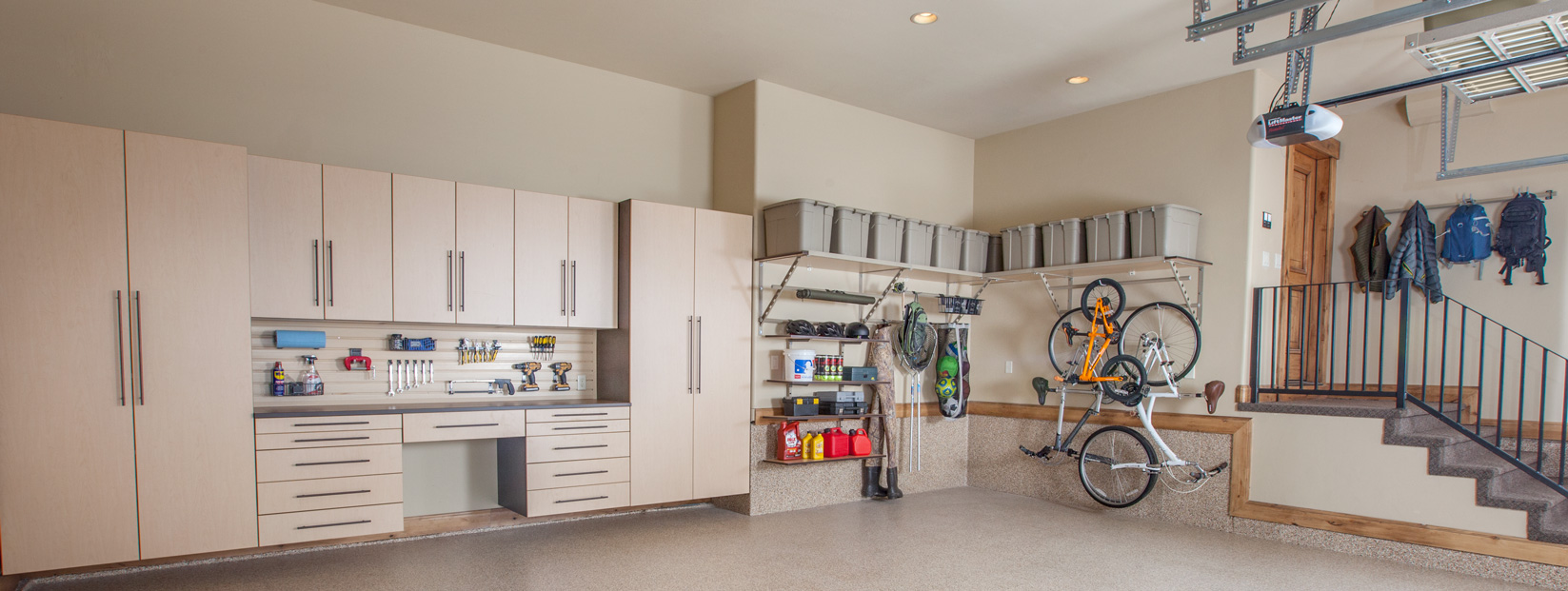 Garage Makeover Twin Falls