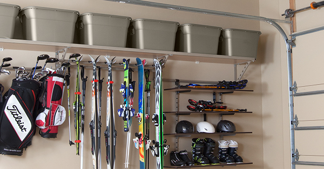 Garage Shelving Twin Falls